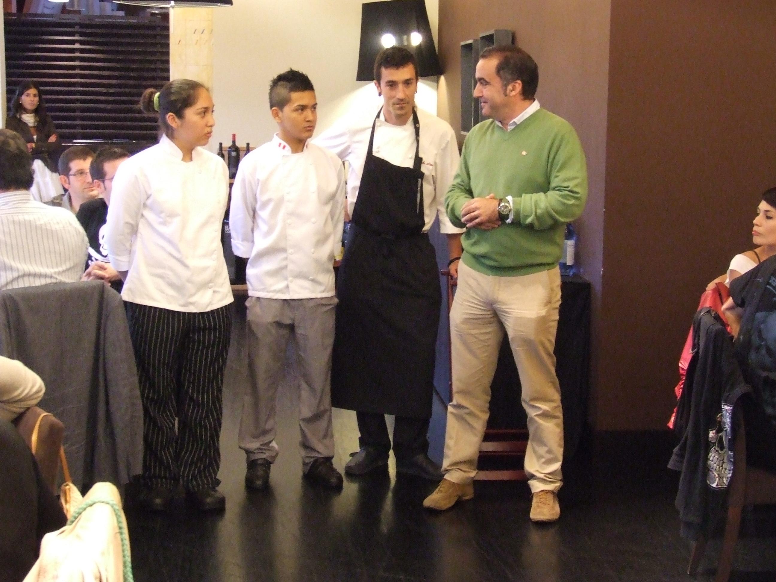 SLOW FOOD: 37º Cuartel de Cocina Peruana   Sociedad de Cata Bacchus