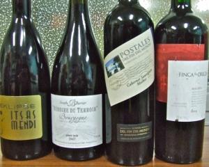Los vinos tintos