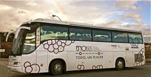 El Enobús acercará Vitoria-Gazteiz y Rioja Alavesa durante la final de la Copa del Rey de Baloncesto.