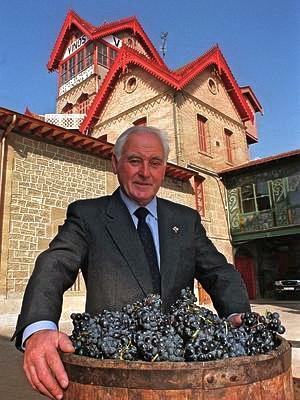 Pedro López de Heredia, Señor del Vino de Rioja