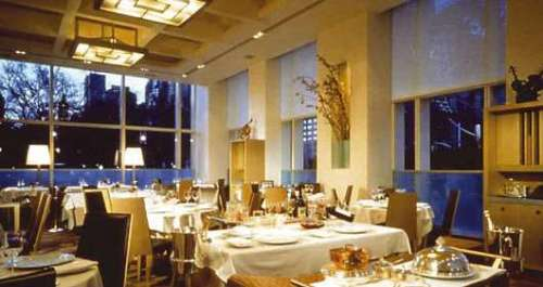 Restaurante Jean Georges en Manhattan