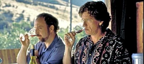 Imagen de la película Entrecopas (Fox Searchlight Pictures, 2004) Leer más:  10 frases que jamás debes decir si te las das de experto en vino - Noticias de Vinos  http://bit.ly/16vz6HJ
